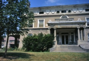 The Front Porch of 992 Marion Avenue