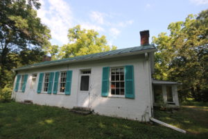 2088 Lindale-Nicholsville Road. The oldest portions of the home were built in 1832.