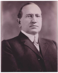 A Tiny Photo of Franklin Enger