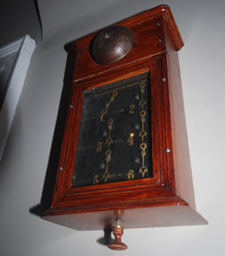 Rose Hill Clock