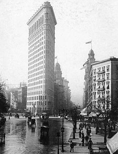 Flatiron Building, New York City, ca. 1903