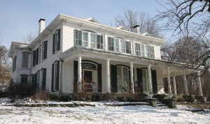 A.E. Harding's late 19th century Italianate home (3551 S. Main Street, Lemon Township/MLS #1433949)