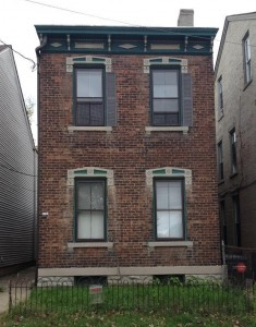 2-story Italianate at 1605 Russell Street, Covington, Kentucky currently for sale (MLS# 437066)