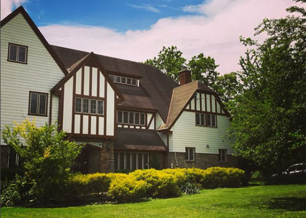 We invite you to meet this wonderful English Tudor home built in 1917 by David Joseph. Joseph owned a scarp metal works company which is still in business ... & English Tudor Home Built in 1917 - Cincinnati Historic Homes